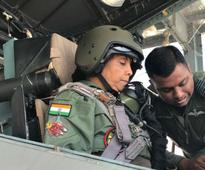 1st woman defence minister on Sukhoi, Sitharaman breaks records