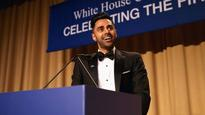 When Indian-American Hasan Minhaj roasted absent Trump at correspondent's dinner