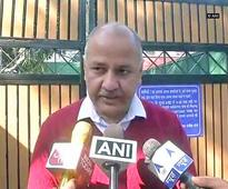 DCW recruitment scam: ACB to issue notice to Manish Sisodia