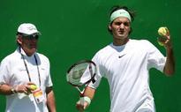 Tennis legend Tony Roche to visit Kolkata next month