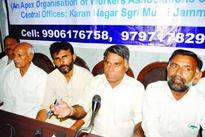 Jammu & Kashmir Labour Awami Movement launched