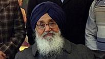 AAP, Congress are 'anti-poor', says Parkash Singh Badal