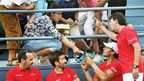 Rafael Nadal no show leaves fans disappointed