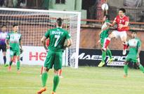 Salgaocar lose on a day football begins to win