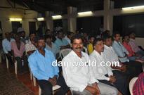 Sudhakar J new Jeppinamogaru Congress ward committee president