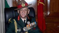 Army chief Bipin Rawat unveils bust of 1965 war hero Abdul Hamid