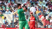 Ahmed Shahzad fined Rs 20,000 for showing dissent at umpire's call