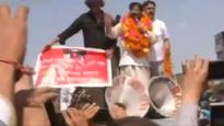 Former minister Lal Singh takes out rally for CBI probe in Kathua rape; calls for JK CM Mufti's resignation