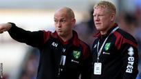 Holt leaves Norwich to seek boss job