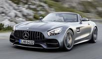 Mercedes-AMG GT & GT C Roadster revealed, speed now comes with more style