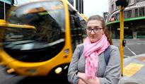 Bus fares aren't fair, says student