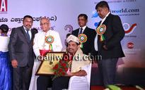 Bengaluru: Archbishop Moras confers FKCA awards on Irene Pinto, Meena Rebimbus and Walter Nandalike