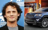 Star Trek actor Anton Yelchin killed by his own Jeep Grand Cherokee