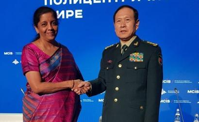 India managing complexities in ties with China: Sitharaman in Moscow