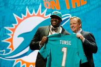 Laremy Tunsil Just Broke the Record for Most Expensive Bong of All Time