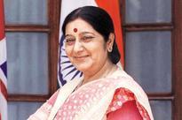 Sushma Swaraj to visit Iran on 16 April
