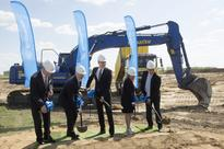 ThyssenKrupp breaks ground for HUF 30 bln auto parts plant