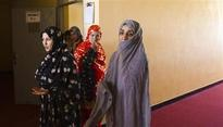 Sharp rise in number Afghan women in prison for