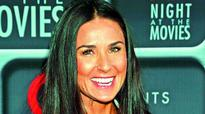 What lured Demi Moore to do an Indian film?