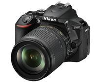 Nikon D5600 DSLR camera with lens kits launched starting at Rs 53,450
