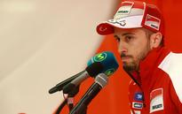 Dovizioso slowed by neck tweak
