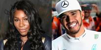 Is Serena Williams Dating Race Car Driver Lewis Hamilton?