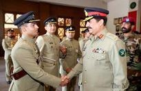 Army chief inaugurates 4th Pakistan Battalion