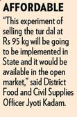 Farmers will get incentives for cultivating pulses: Bapat