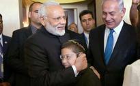 Israeli PM to bring 26/11 survivor Moshe on India visit