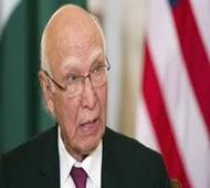 Pak credentials stronger than India for NSG membership: Aziz