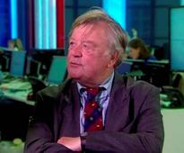Clarke caught ridiculing Tory leadership contenders