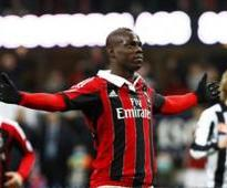 Balotelli among most influentials