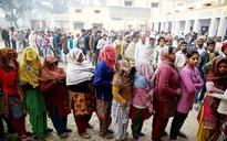Uttar Pradesh assembly election: 65 per cent voting in second phase