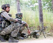 4 Pakistani Terrorists Killed And One Caught In J&K Near The LoC, Encounter In Progress