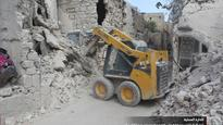 Reports: Syrian troops capture high point in city of Aleppo