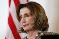 U.S. House Democratic leader Pelosi backs Clinton for president