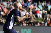 'Injured' Stokes out of warm-up match against NZ XI