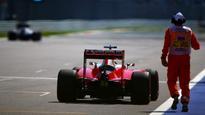 Hamilton fastest in Russia practice