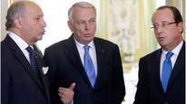 Ayrault is new French foreign minister