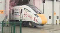 Hitachi launches first Intercity Express built in Durham