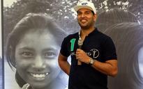Yuvraj Singh named Laureus' first Indian ambassador