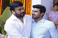 Ram Charan to produce his father Chiranjeevi's 150th film
