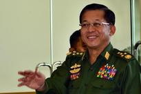 Myanmar military chief's term extended
