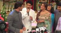 Watch: Bipasha-Karan's gala time on The Kapil Sharma Show