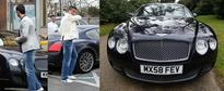 Cristiano Ronaldo Used to Own this Bentley Continental GT, Now It's for Sale