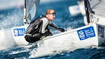 New Zealand sailors dominate opening day of World Cup in Hyeres