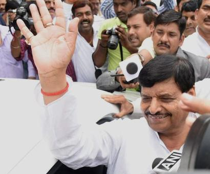 'Lonely' Shivpal banks on native seat to redeem lost pride