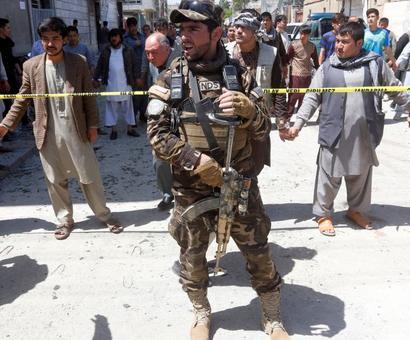 Suicide blast at Kabul voter registration centre kills 48