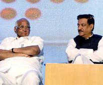 Congress and NCP patch up, say will take on BJP govt together in Maharashtra