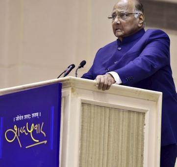 Sonia didn't want someone with independent mind as PM: Pawar